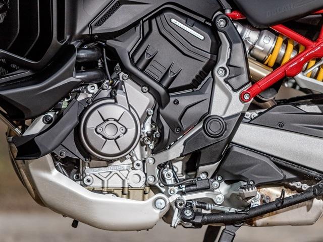 Prueba Ducati Multistrada V4. Motor