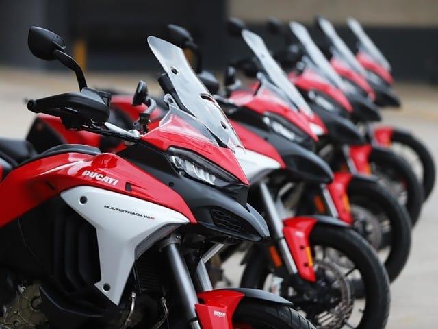 Prueba Ducati Multistrada V4. Perfiles..