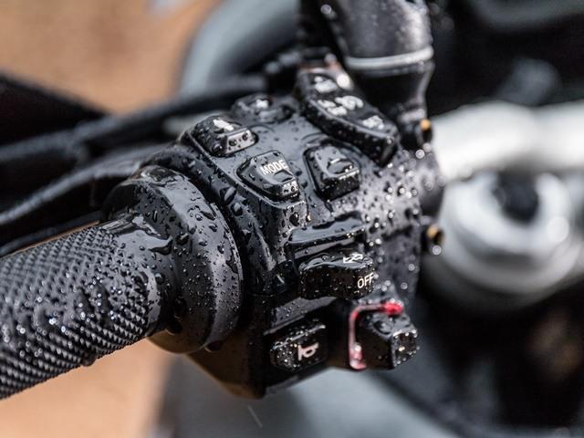 Prueba Ducati Multistrada V4. Piña