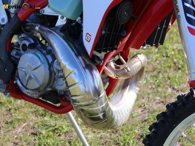 Prueba Gas Gas EC 300 I. Escape.