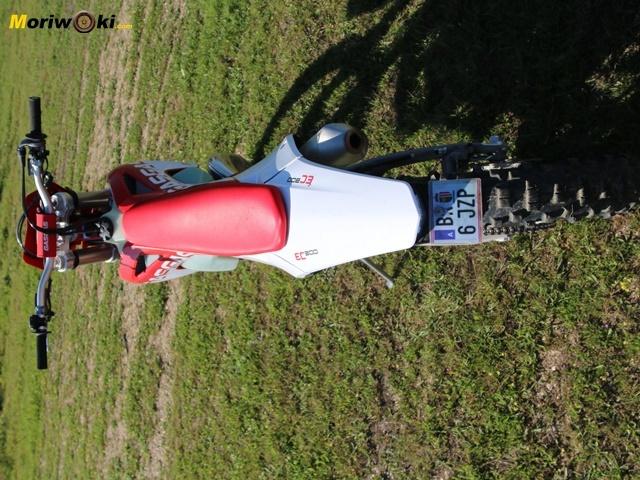 Prueba Gas Gas EC 300 I. Estrechez