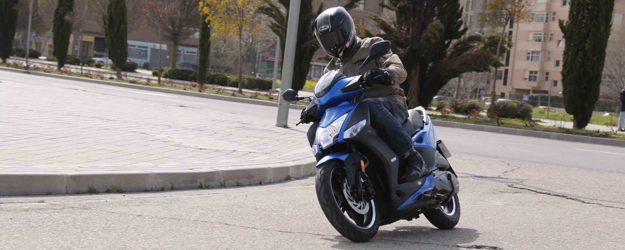 Prueba del Kymco Agility City 125, Scooter Top Ventas