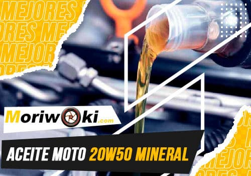 Mejores aceite moto 20w50 mineral