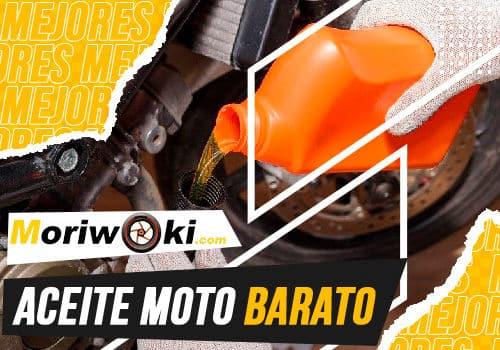 Mejores aceite moto barato
