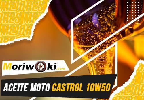 Mejores aceite moto castrol 10w50
