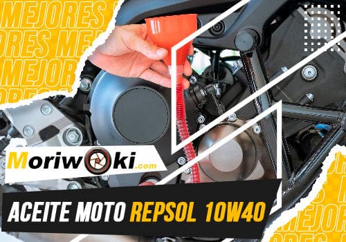 Mejores aceite moto repsol 10w40
