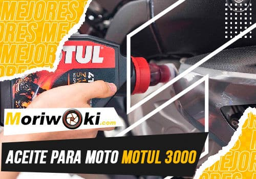 Mejores aceite para moto motul 3000