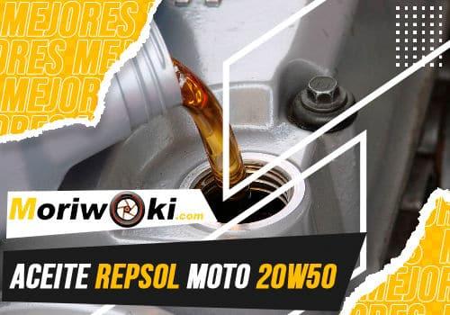 Mejores aceite repsol moto 20w50