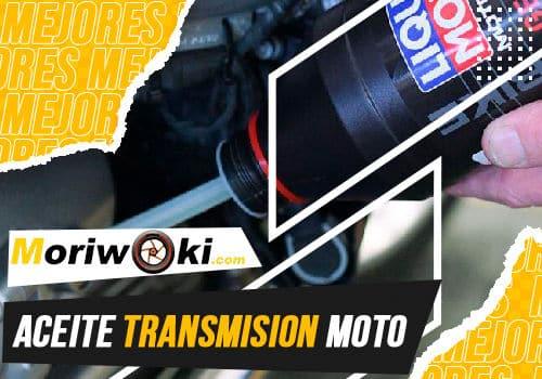 Mejores aceite transmision moto