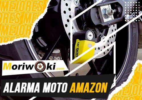 Mejores alarma moto amazon