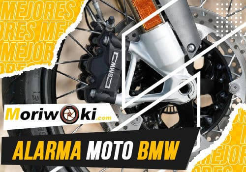 Mejores alarma moto bmw