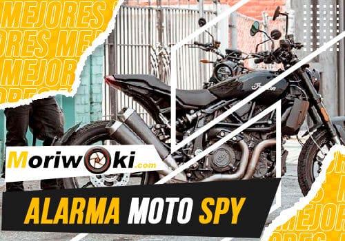 Mejores alarma moto spy