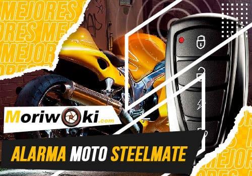 Mejores alarma moto steelmate