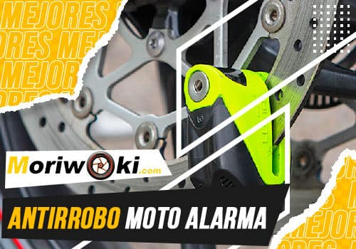Mejores antirrobo moto alarma