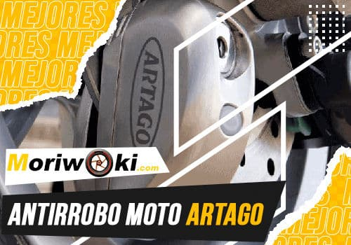 Mejores antirrobo moto artago