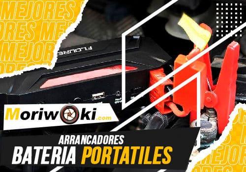 Mejores arrancadores bateria portatiles