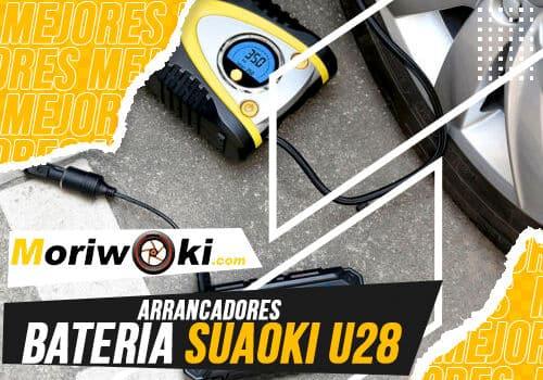 Mejores arrancadores bateria suaoki u28