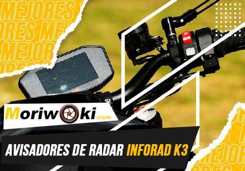 Mejores avisadores de radar inforad k3