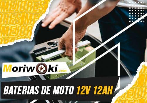 Mejores baterias de moto 12V 12AH