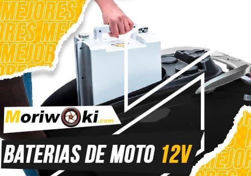 Mejores baterias de moto 12v
