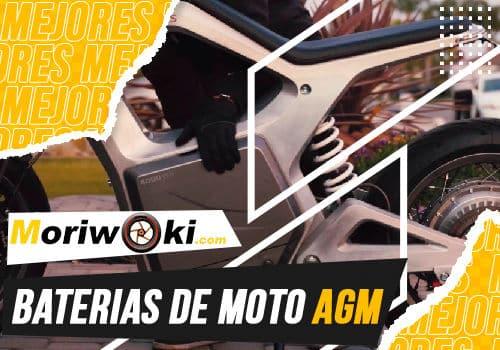 Mejores baterias de moto agm