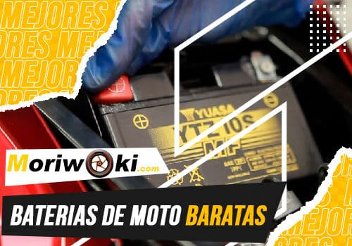Mejores baterias de moto baratas