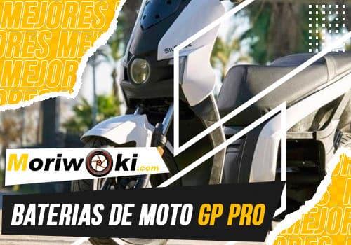 Mejores baterias de moto gp pro