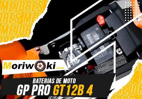Mejores baterias de moto gp pro gt12b 4