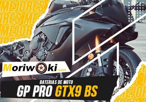Mejores baterias de moto gp pro gtx9 bs