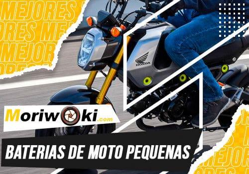 Mejores baterias de moto pequenas