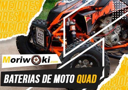Mejores baterias de moto quad