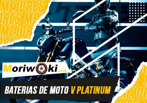 Mejores baterias de moto v platinum