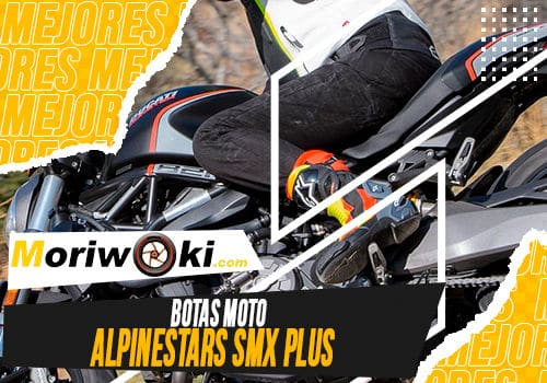 Mejores botas moto alpinestars smx plus