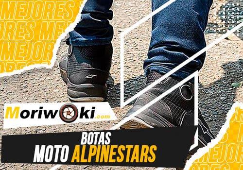 Mejores botas moto alpinestars