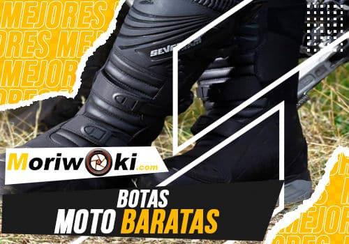 Mejores botas moto baratas