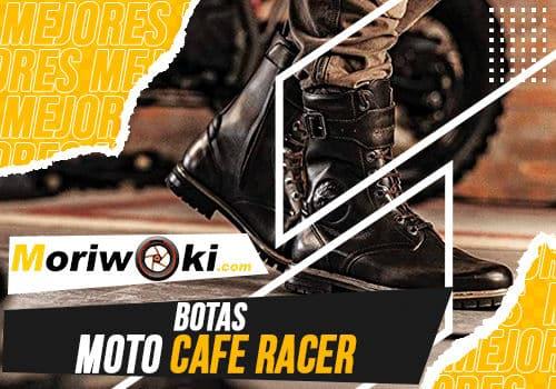 Mejores botas moto café racer