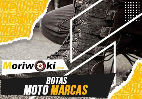 Mejores botas moto marcas