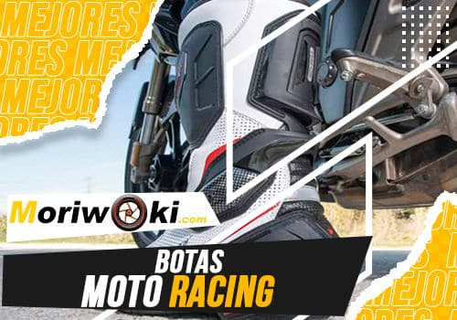 Mejores botas moto racing