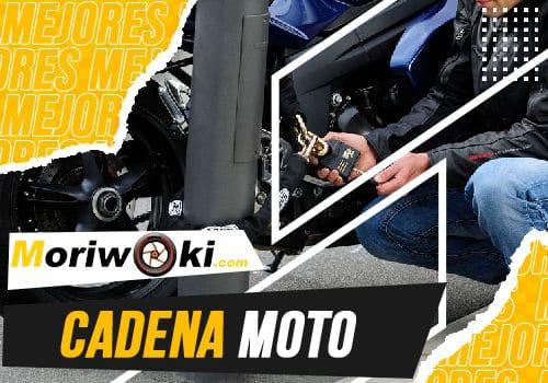 Mejores cadena moto