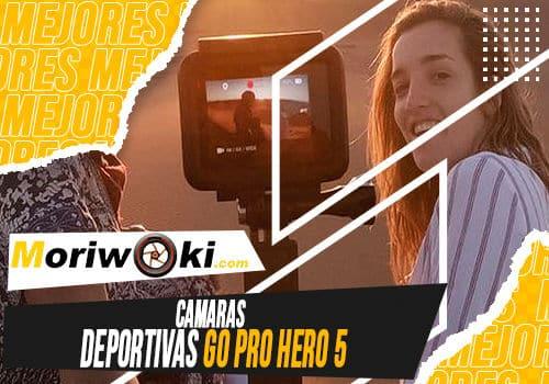 Mejores camaras deportivas Go Pro Hero 5