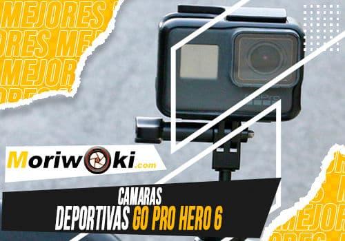 Mejores camaras deportivas Go Pro Hero 6