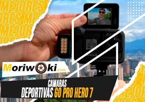 Mejores camaras deportivas Go Pro Hero 7