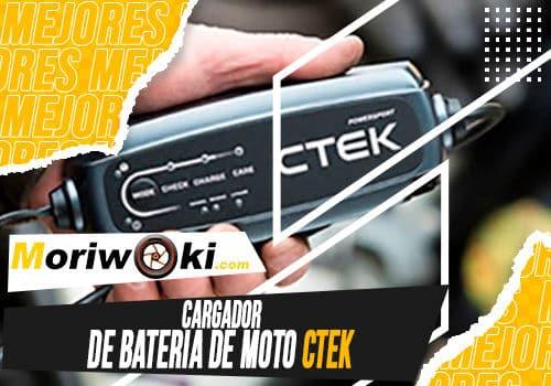 Mejores cargador de bateria de moto ctek