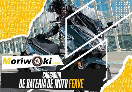 Mejores cargador de bateria de moto ferve
