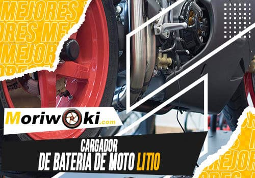 Mejores cargador de bateria de moto litio