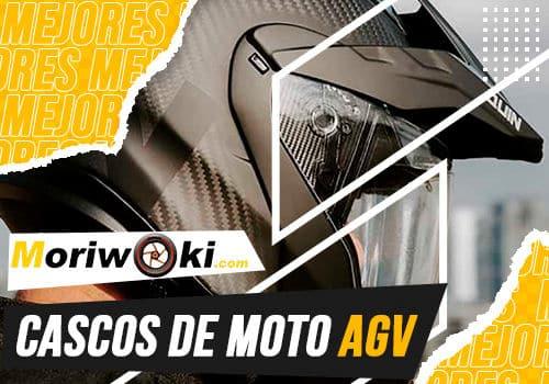 Mejores cascos de moto agv