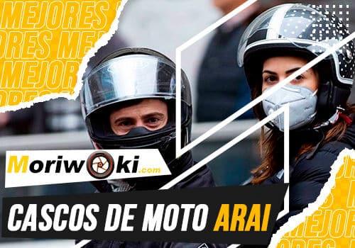 Mejores cascos de moto arai