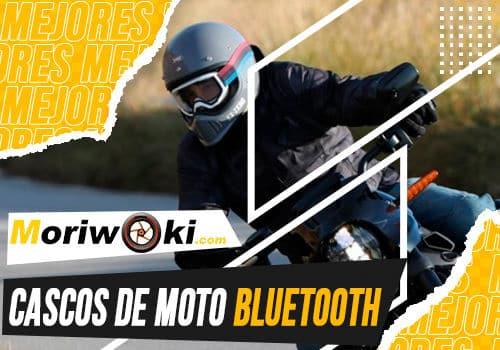 Mejores cascos de moto bluetooth