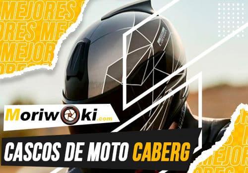 Mejores cascos de moto caberg