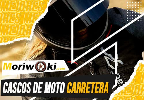 Mejores cascos de moto carretera